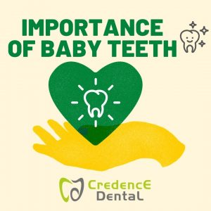Importance of Baby Teeth