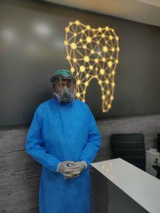 Dentist at Credence Dental